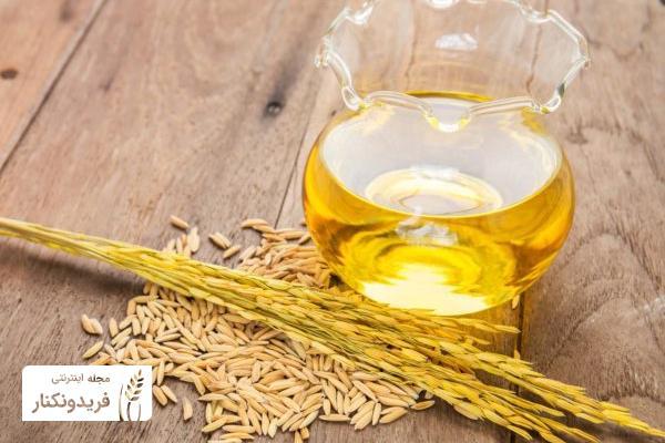 روغن سبوس برنج برای سلامتی پوست و مو و همچنین کاهش وزن بسیار مفید است.