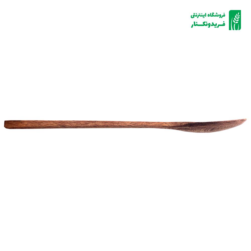 قاشق کوچک چوبی جنس راش برند چوتاش