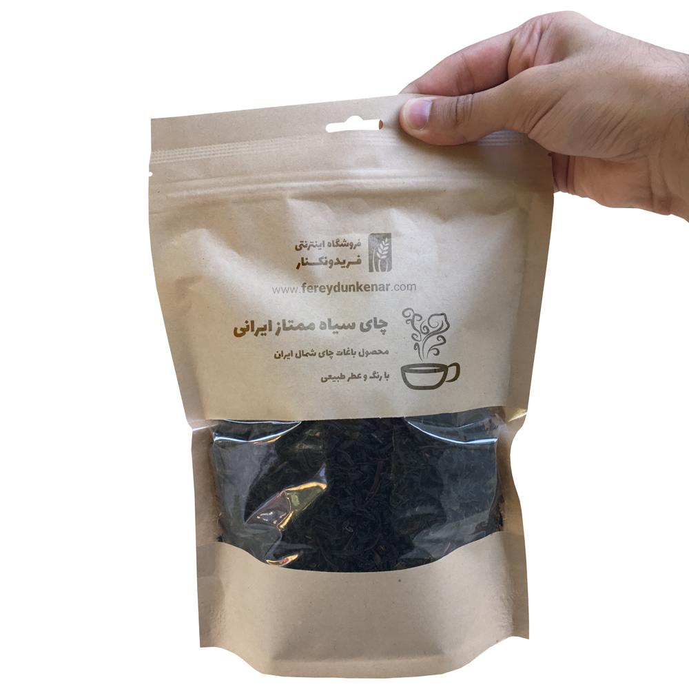 چای سیاه ممتاز ایرانی (بهاره)
