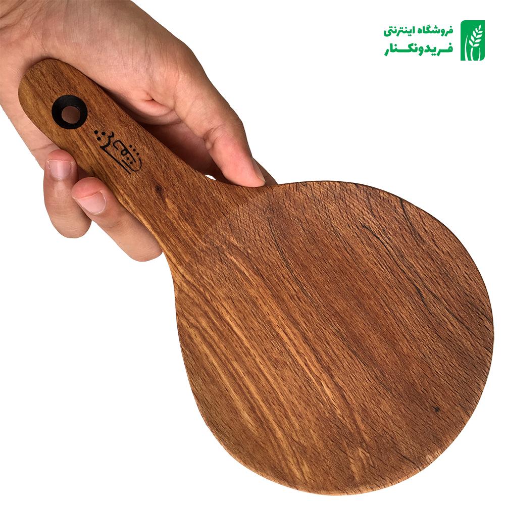 قاشق مجلسی چوبی جنس راش برند چوتاش