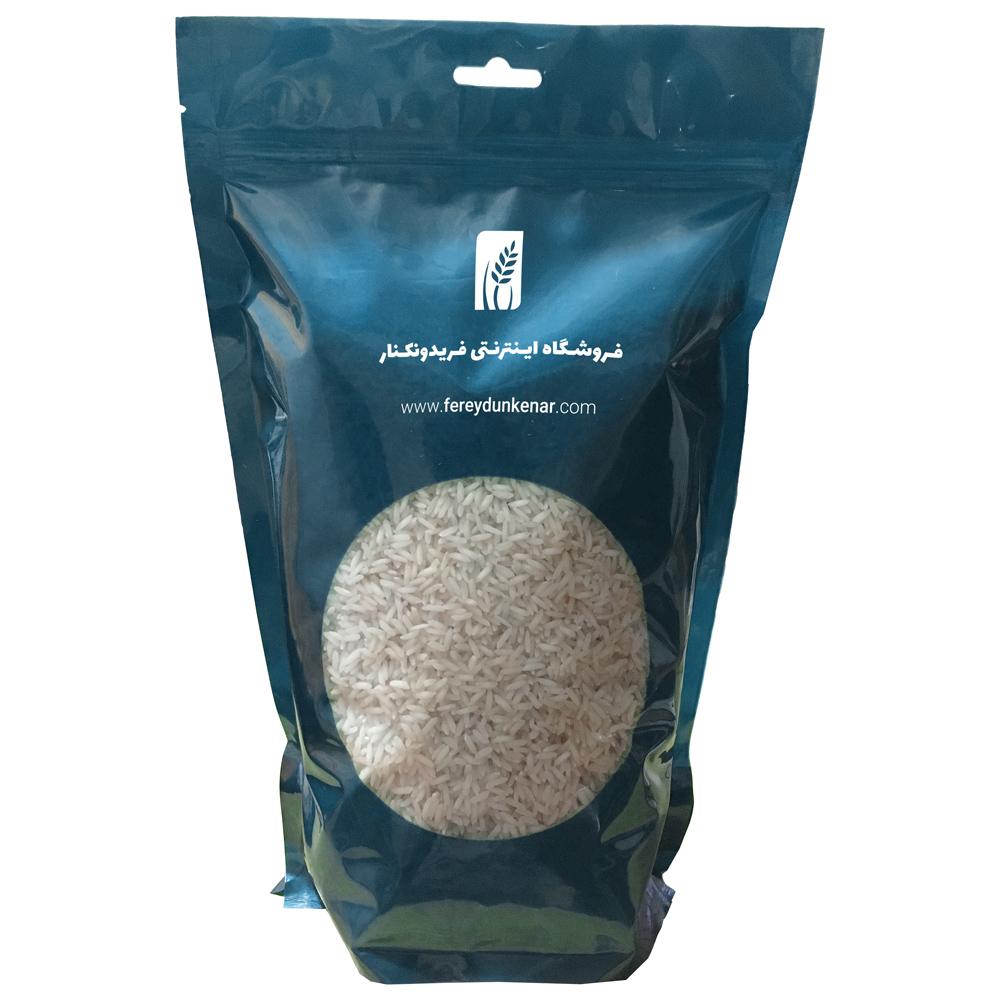 تست برنج طارم هاشمی فریدونکنار کشت دوم (یک کیلوگرم)